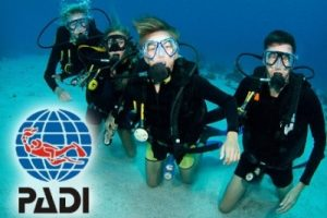 PADI-Open-Water-Dive-Course
